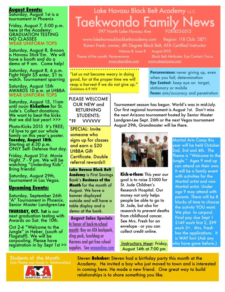 LHBBANewsletterAUG2015