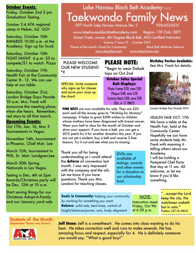 LHBBANewsletterOCT2015